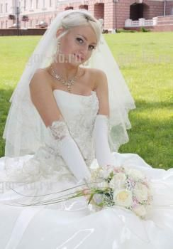 Какое цвета должно быть свадебное платье приметы