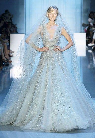 Best Bridal Dress & Trends For summer 2012(Elie saab) | Fancy ...