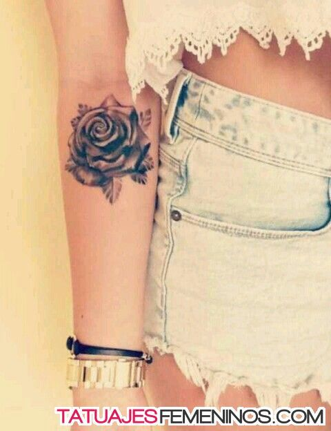 Tatuaje Flores Brazo Mujer Perfect Tatuajes Para Mujeres En El