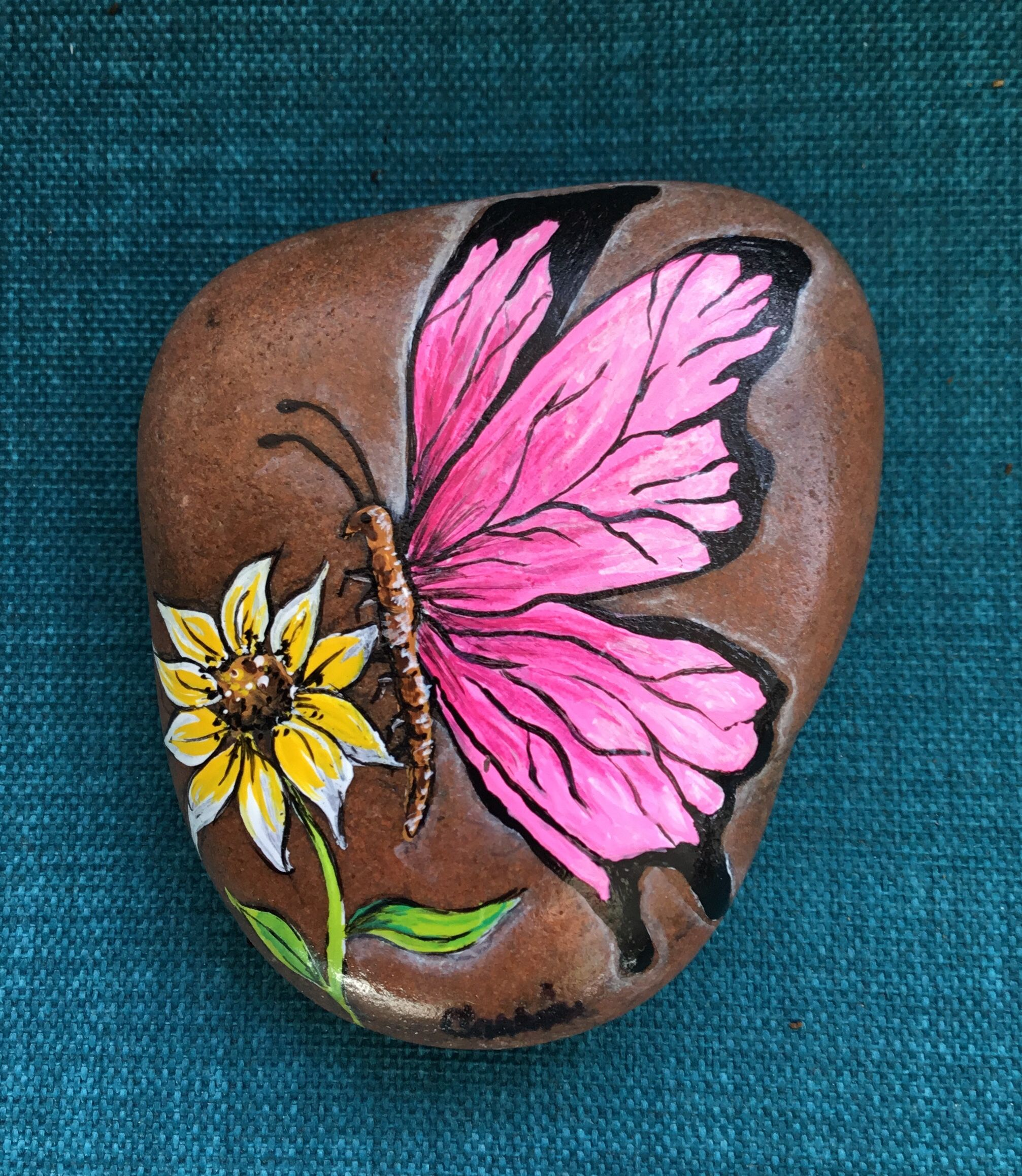 180 Butterfly Painted On Rock S Ideas In 2021 Butterfly Painting Painted Rocks Stone Painting