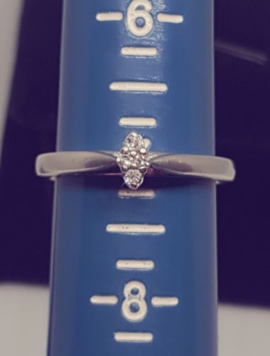 Zales Platinaire 1 12 tcw Diamond Engagement   Promise Ring SK9     Zales Platinaire 1 12 tcw Diamond Engagement   Promise Ring SK9   Womens  Size 7