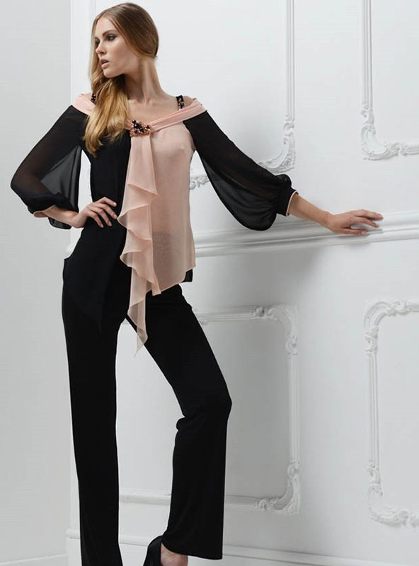 negozio online 2f1ed d1c82 Risultati immagini per completi pantaloni eleganti | model ...
