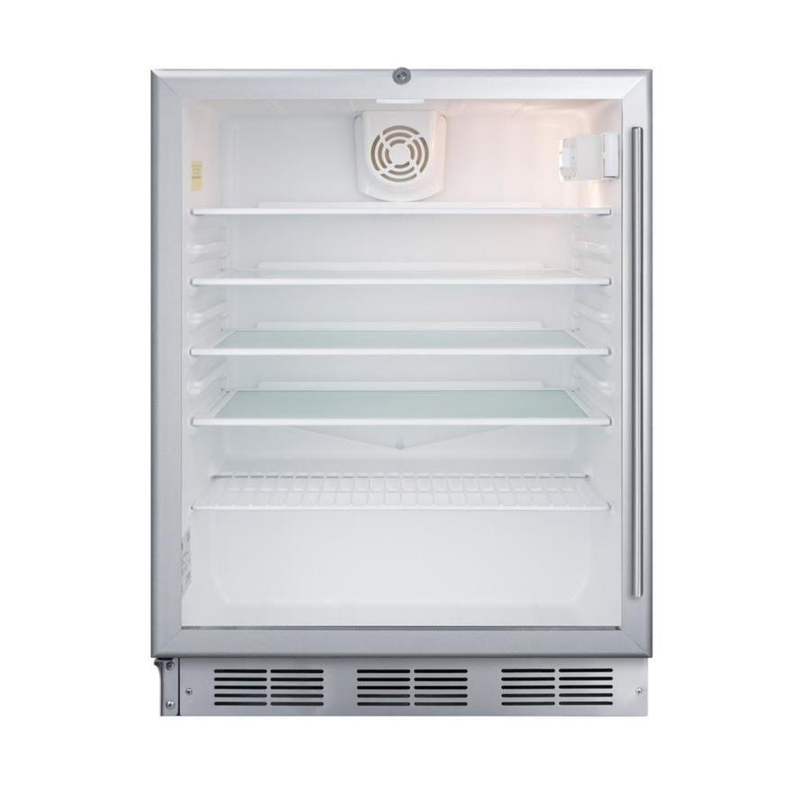 Summit Appliance 5 5 Cu Ft 1 Door Undercounter Commercial