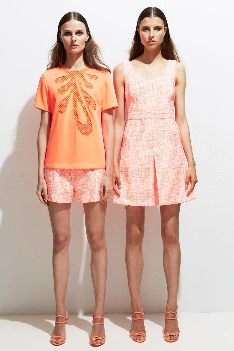 Fresh summer tweeds: S/S 15 women's textiles commercial update