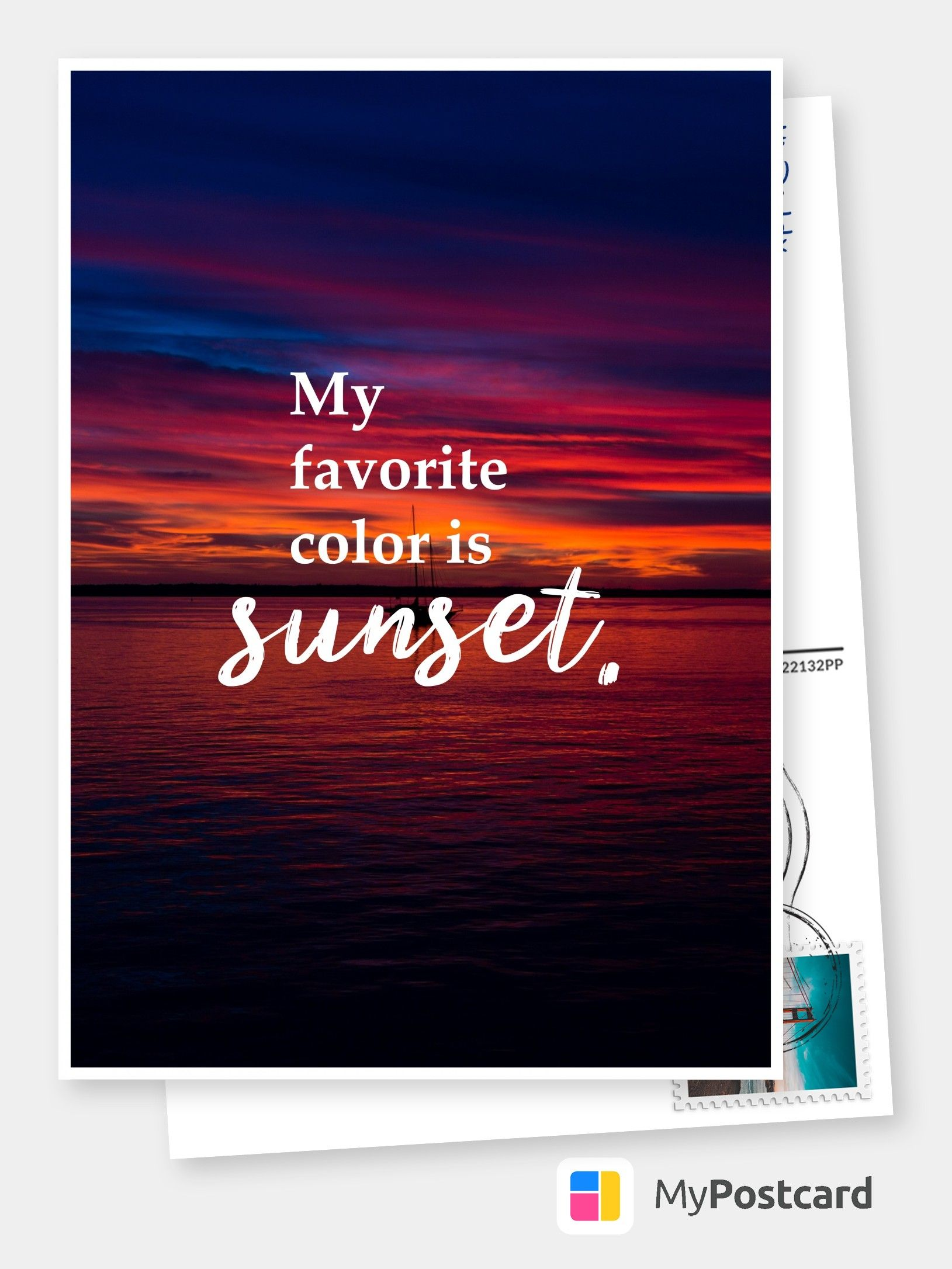 My favourite color is sunset | Wisdom Sayings & Quotes ...