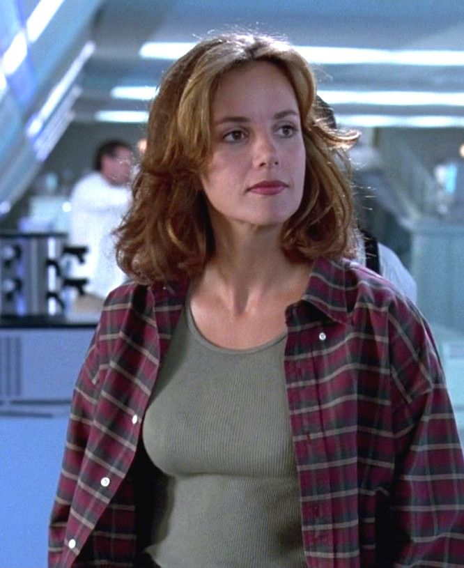 Independence Day. Margaret Colin. #josephporrodesigns