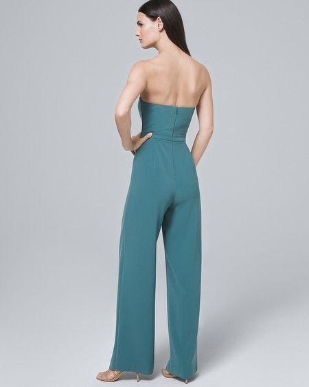 d12c8171987c Women's Convertible Split-Leg Jumpsuit by White House Black Market ...