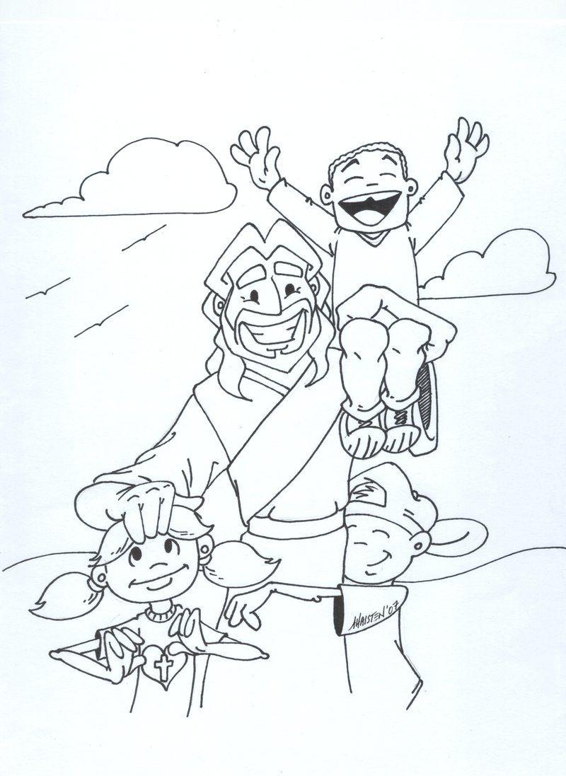 Jacozinho do Senhor: Os Amigos de Jesus - Lembrando das Crianças ...