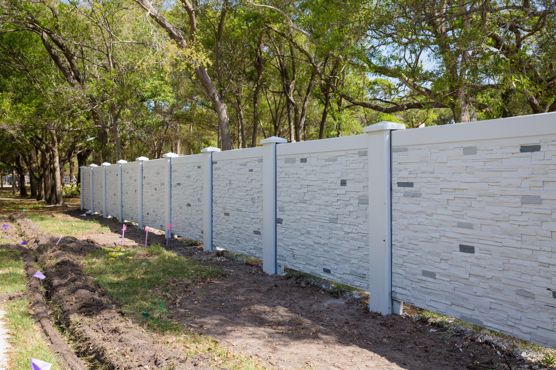 Permawall 1 0 The Original Precast Concrete Wall In Fl Tx In 2020 Concrete Fence Wall Precast Concrete Compound Wall Design