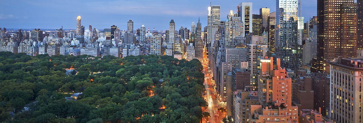 Luksus Hoteller New York Central Park Mandarin Oriental-5905