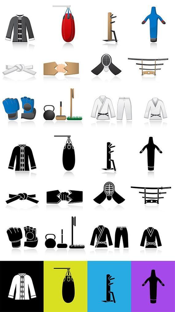Martial arts clip art ,46 high resolution png martial arts clip art