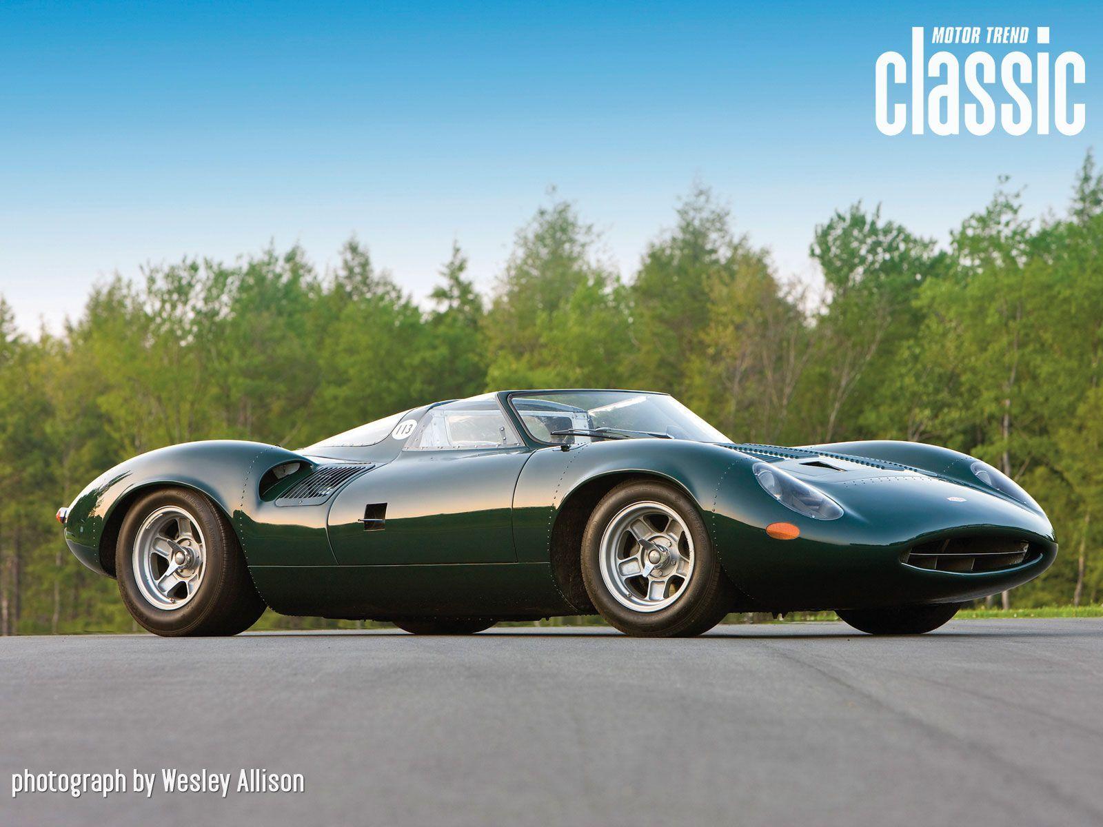 Where was Jaguar made?