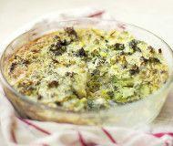 torskgratäng med broccoli