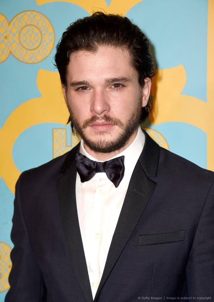 Kit Harington   HBO Golden Globes Party, January 2015