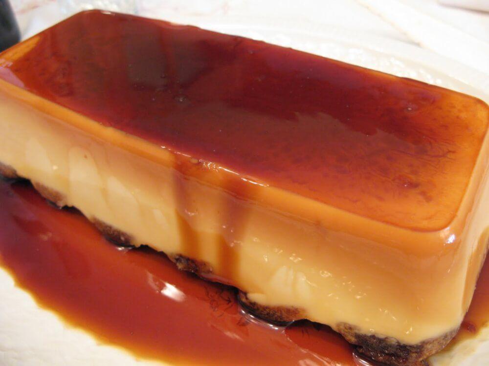Flan De Turron De Chocolate Crujiente Con Thermomix Receta Paso A Paso Receta Flan De Queso Gelatina De Nutella Y Queso Crema Receta De Postres Caseros