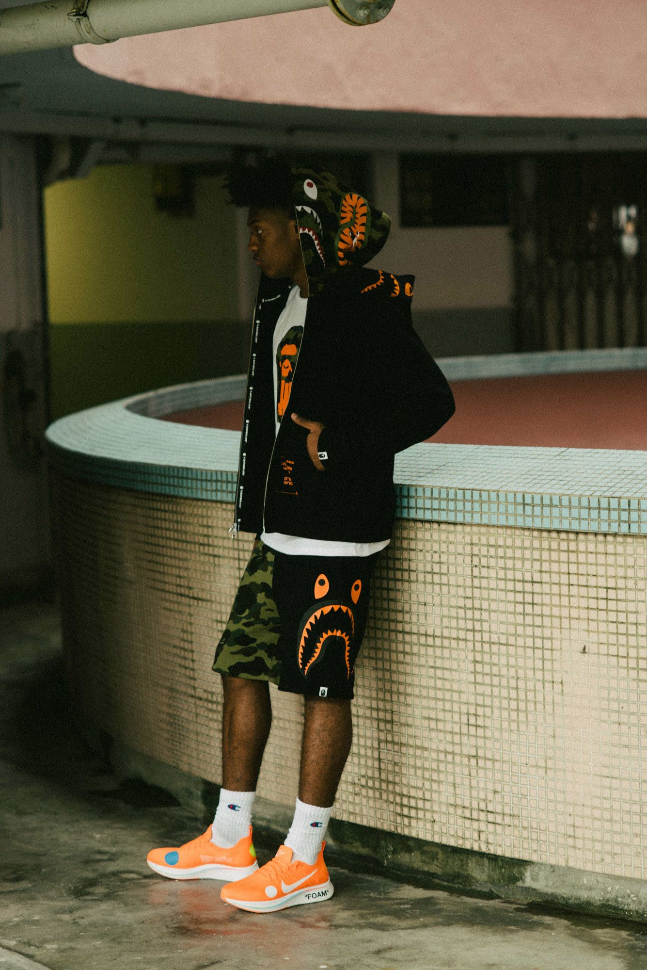 7b74ccf2071a UNDEFEATED Teams up With BAPE on an Exclusive Hong Kong Capsule ...