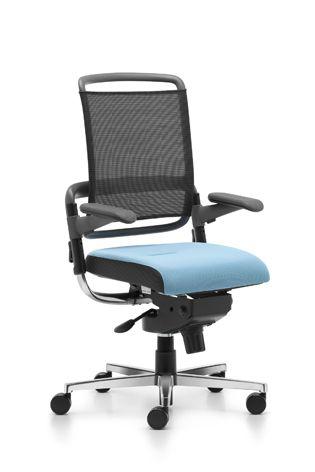 Xenium Swivel Chair Ergonomic Gsa Office Freework From Rohde Grahl Designed By Martin Ballendat Www Nl