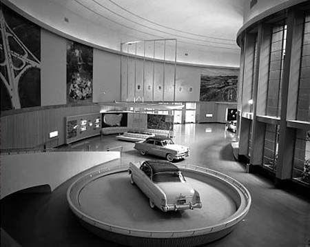 Ford Rotunda Building 1956 Detroit Rock City Detroit History