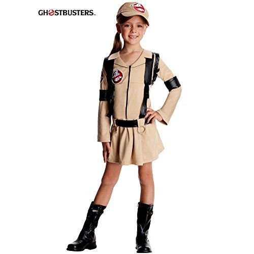 Rubies Costumes Big Girls Ghostbuster L @ niftywarehouse The