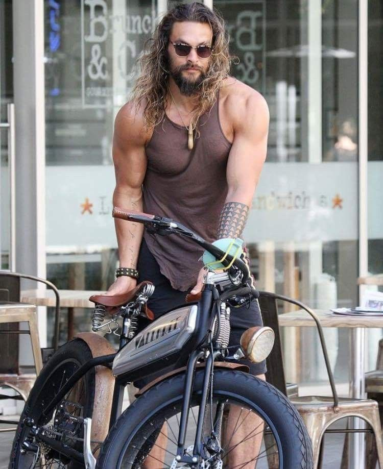 Jason Momoa Upbringing: Pin By Jeff Richardson On Motivation In 2019