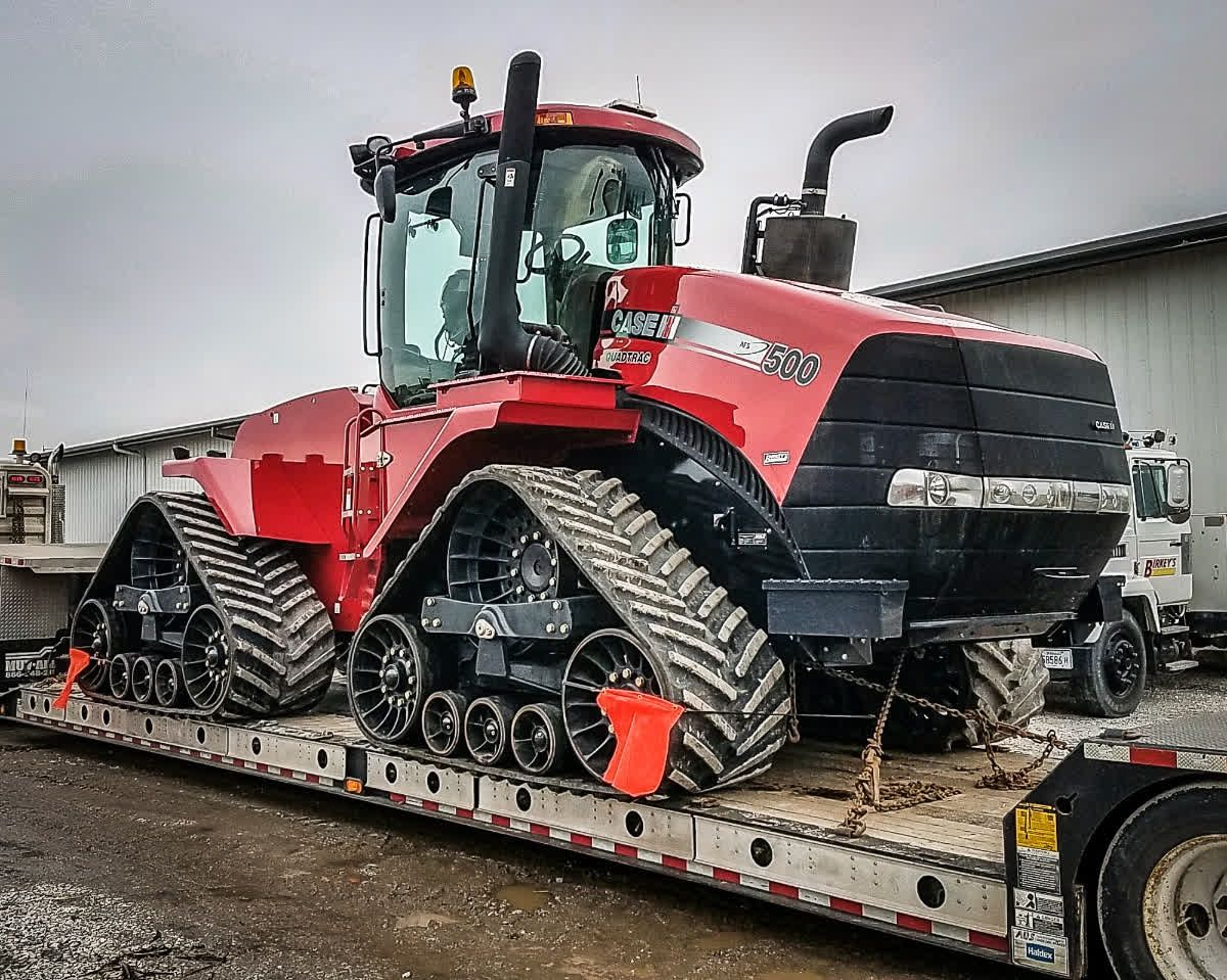 Tractors Are Rolling On Our Lots Check Out This Caseih