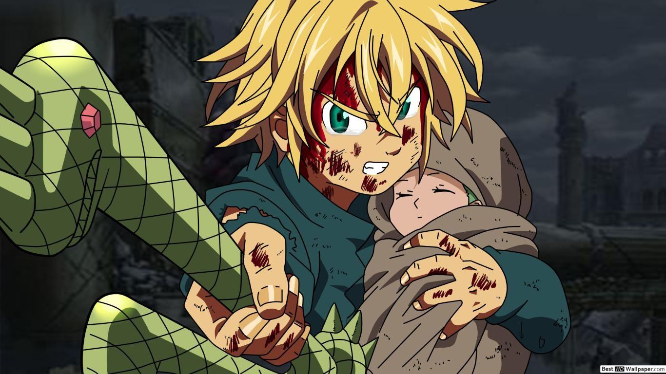 Seven Deadly Sins Desktop Background Anime New Wallpaper Hd