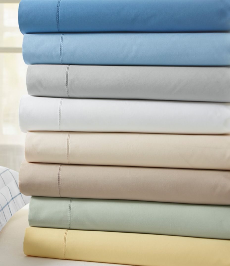 280 Thread Count Pima Cotton Percale Sheet Set Percale Sheets Sheet Sets Best Sheet Sets