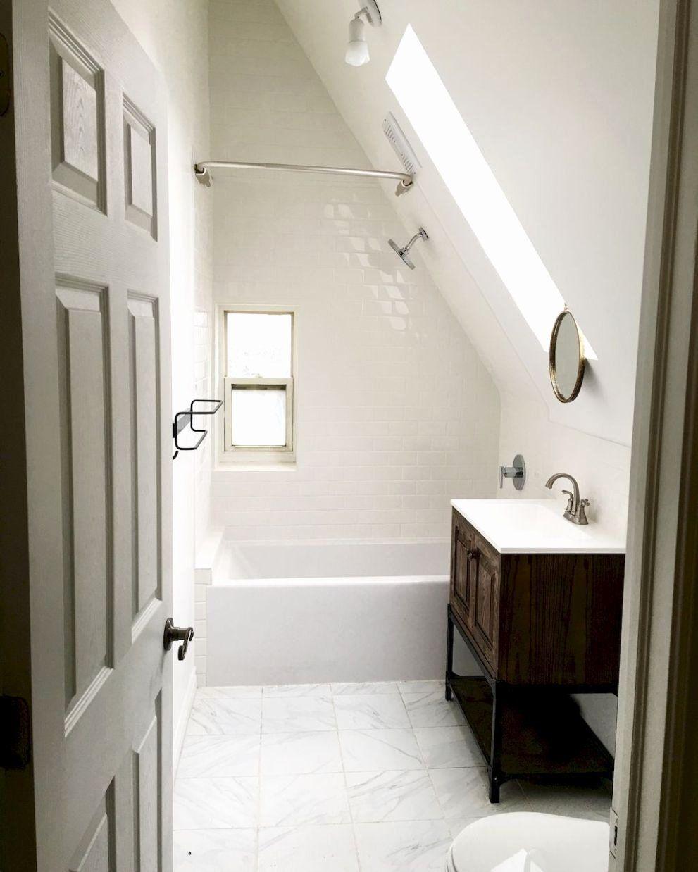 Attic Bathroom Ideas Sloped Ceiling Fresh 10 Creative attic