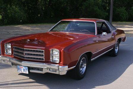 1976 Chevrolet Monte Carlo - Pictures