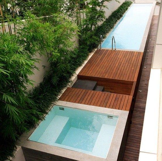 Pool bamboe bmj