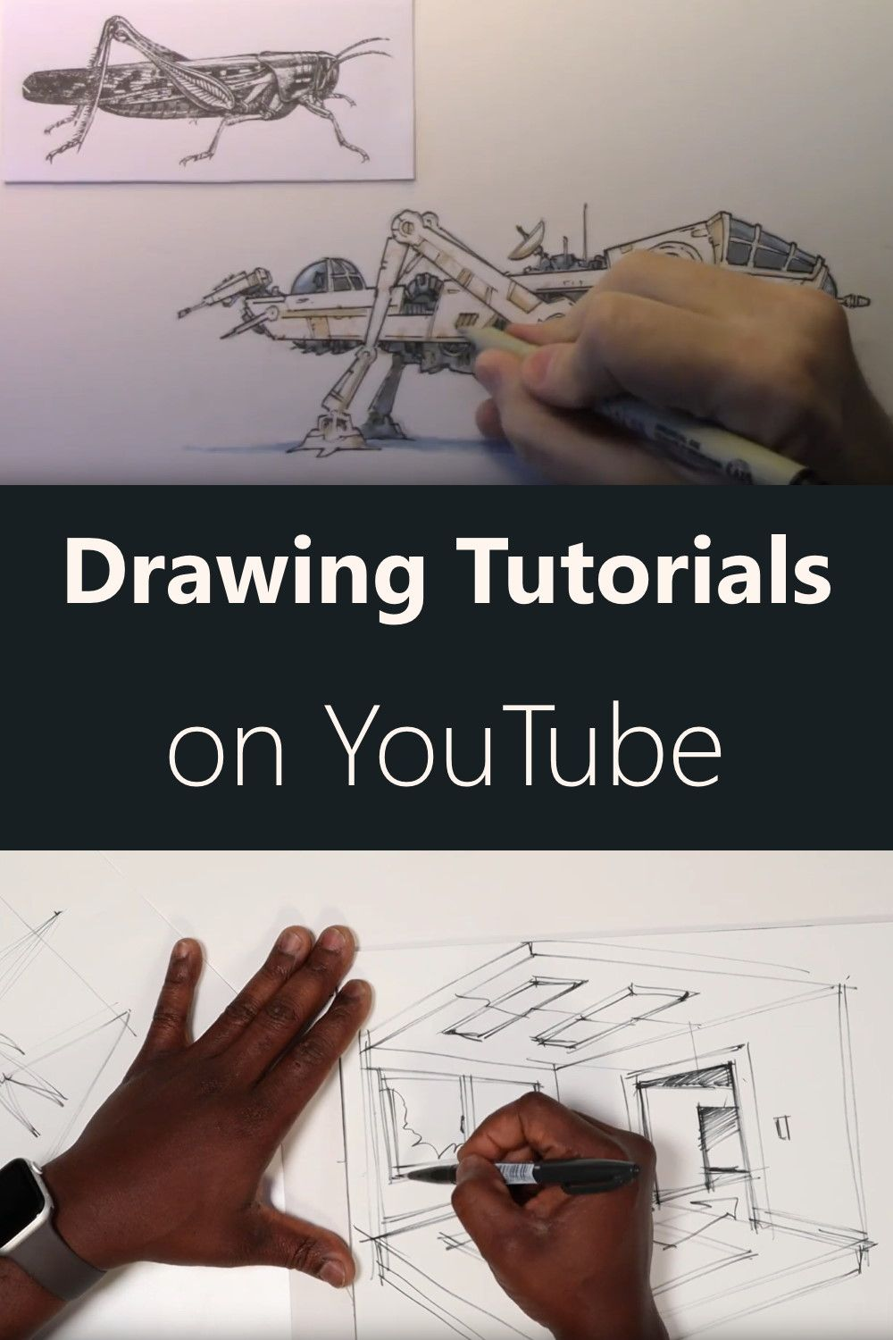 Best Youtube Channels For Learning To Paint Drawing Lessons
