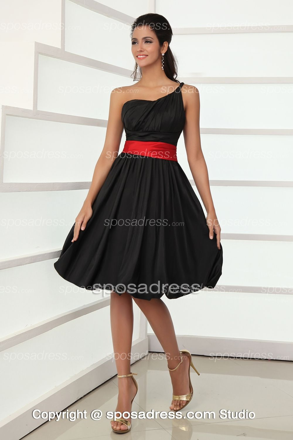 Red and black formal dresses cheap red and black elegant