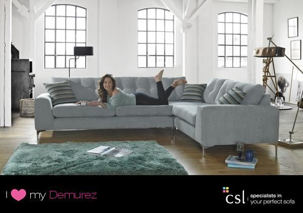 Remarkable Fabric Sofas Demurez Csl Sofas Co Uk Crib Corner Creativecarmelina Interior Chair Design Creativecarmelinacom