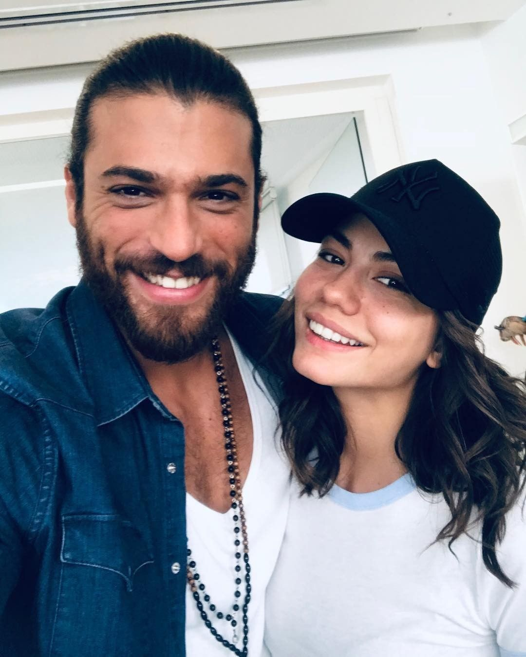 Erkençi Kus Can and Sanem  Can Yaman | Celebrities in 2019
