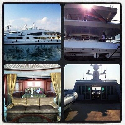 Quality time in Monaco on the yacht bymansourbinjabr