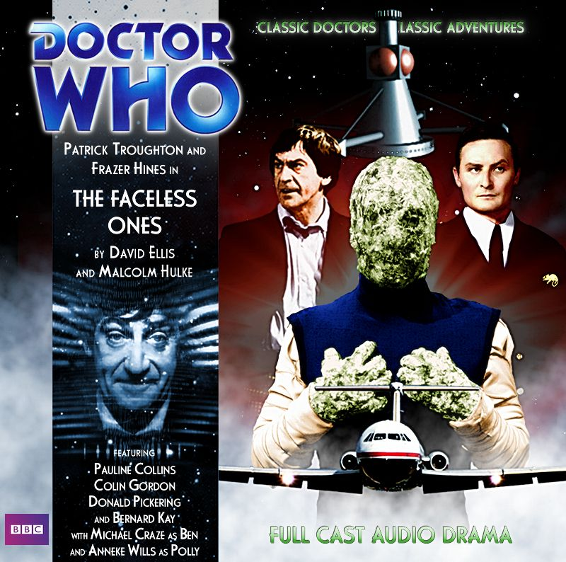 The Faceless Ones Doctor Who Cd Covers Doctor Who The Faceless