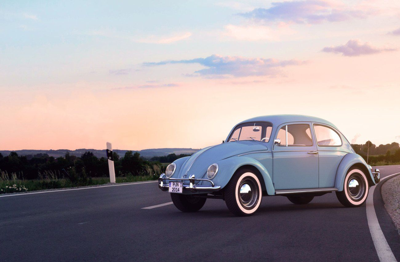 Old Vw Beetle Wallpaper Google Search Cars And Things