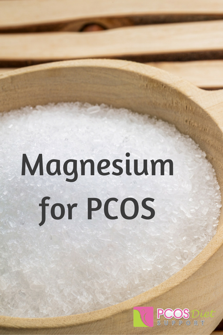 Magnesium for PCOS | PCOS Information and Strategies
