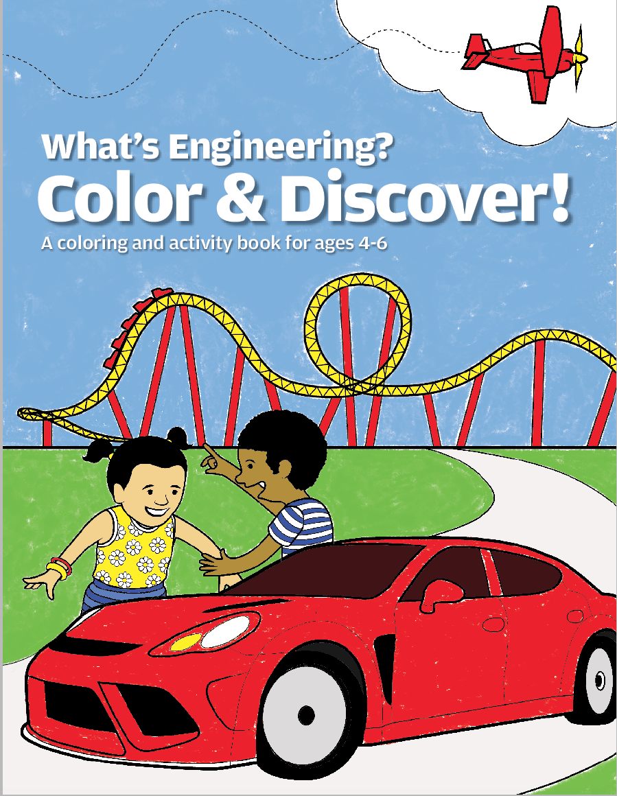 We Produce Engaging Books For Kids To Inspire Them Consider Careers In Engineering These Materials Are Perfect Outreach And Can Be