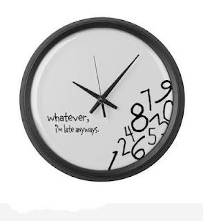 My kind of clock