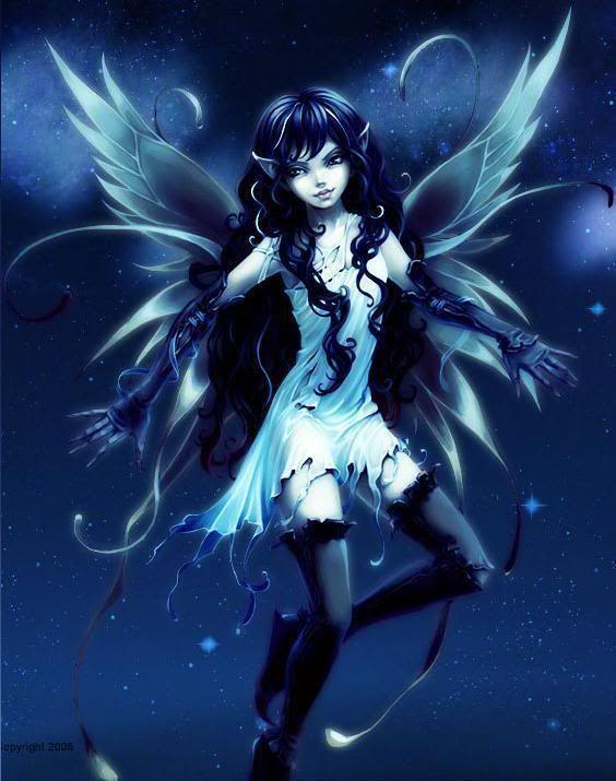 The Wallflower Anime Goth Girl