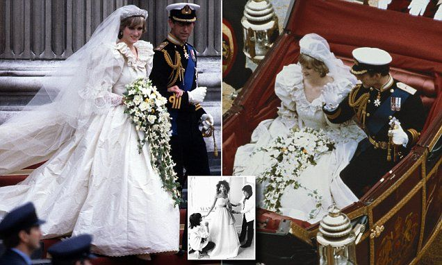 Princess Diana S Wedding Dress Designer On Picking The Perfect Gown