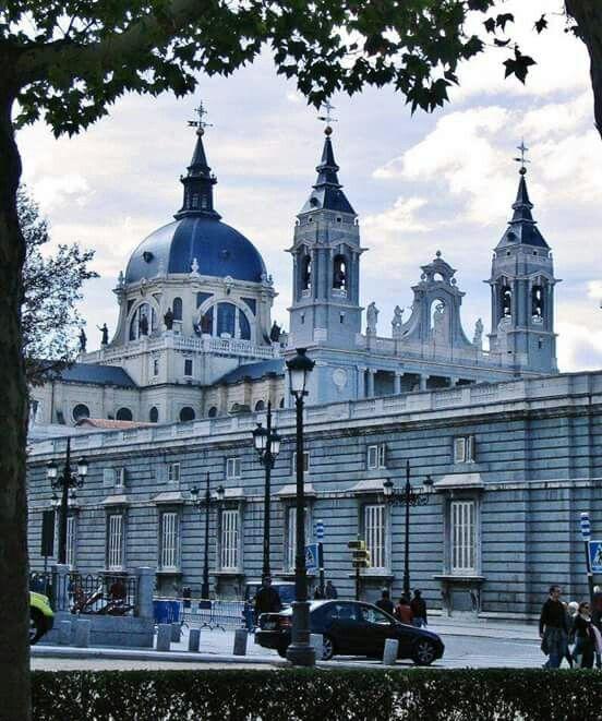 Madrid. Catedral de la Almudena