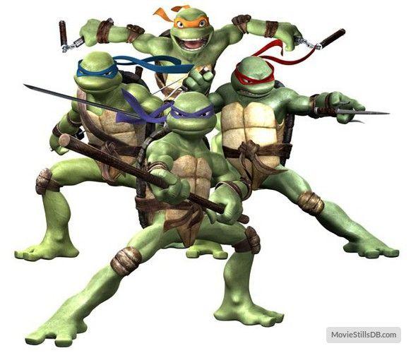 Tmnt Promo Shot This My Freinds Donatello Donnie Hamato Leonardo