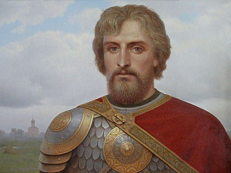Художник Виктор Михайлович Тормасов.