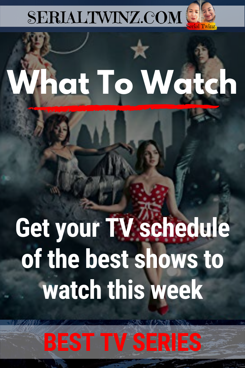 Downloadable PDF of our pick of the best TV shows to watch