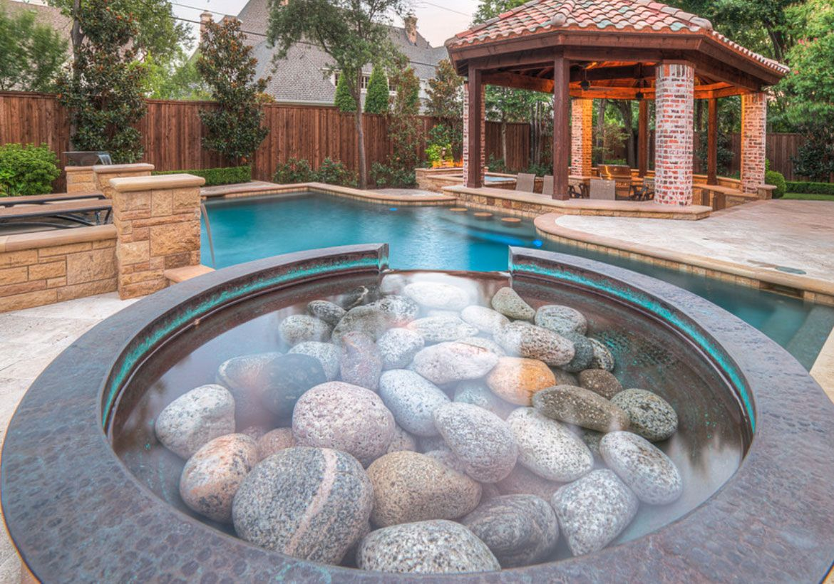 63 Invigorating Backyard Pool Ideas Pool Landscapes Designs Backyard Pool Landscaping Pool Landscaping Small Backyard Pools