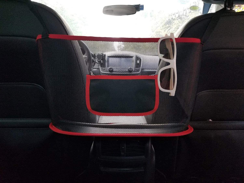 Car Net Pocket Handbag Holder Handbag Holder Pocket Handbag Purse Storage