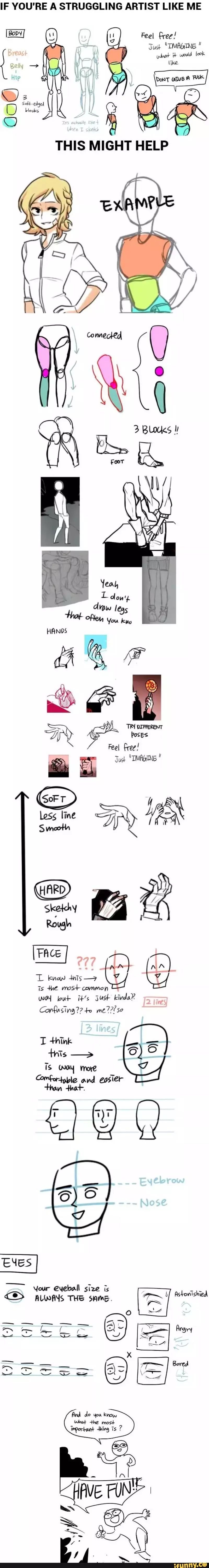 Drawing help | Tutoriales en general | Pinterest | Cuerpo, Dibujo y ...