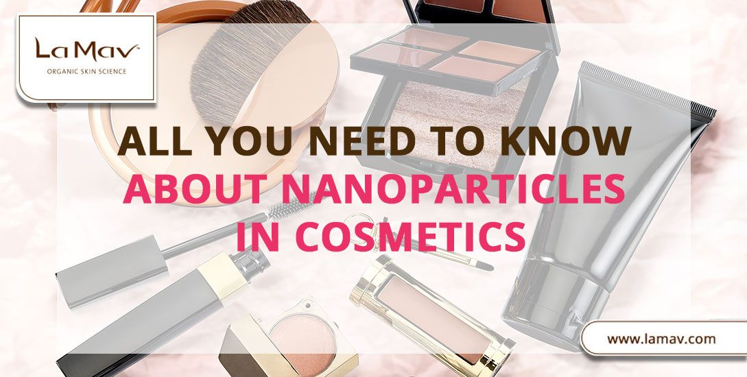 Nanoparticles in cosmetics have been advertised as the next revolution in makeup and skin care – but are they really safe for human use?